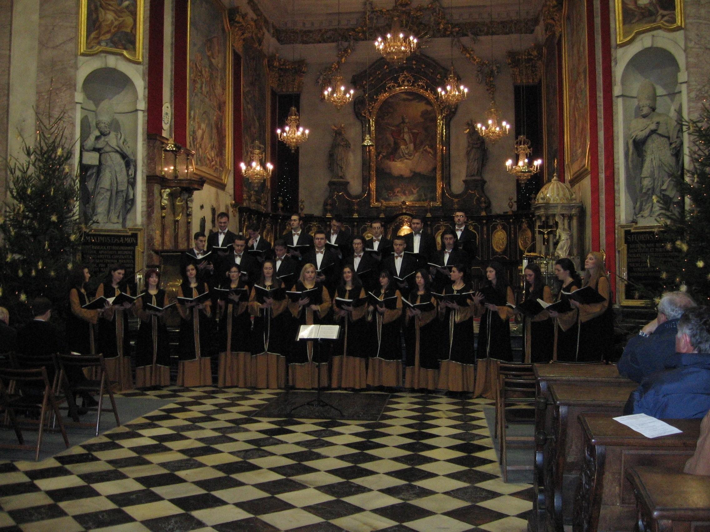 Odsjek za crkvenu muziku i pojanje