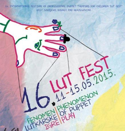 "SVEČANA CEREMONIJA OTVARANJA FESTIVALA ""Lut Fest"""