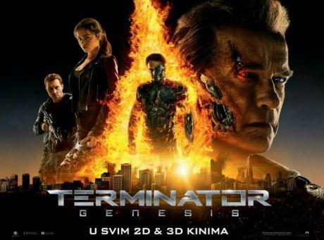"PETI NASTAVAK ""TERMINATOR – GENESIS"" 3D"