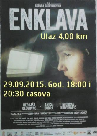 "FILM ""ENKLAVA"" 29.09.2015"