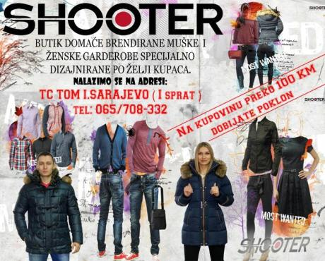 SHOOTER – LUKAVICA