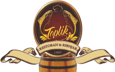 """Ribnjak i restoran """"Toplik"""" ."""