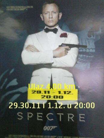 FILM SPECTRE 007