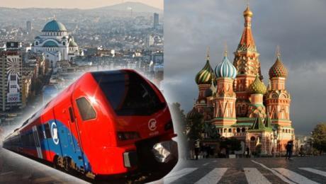 UVEDEN VOZ NA LINIJI BEOGRAD – MOSKVA! Šta mislite koliko košta KARTA?