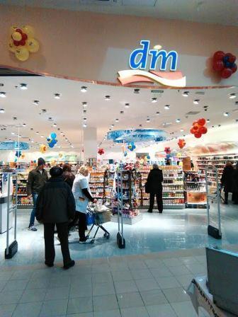 DM – otvorio preuređenu prodavnicu u Lukavici
