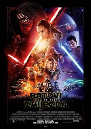 Film Ratovi zvijezda: Sila se budi