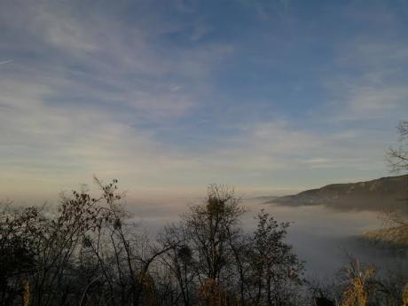 Magla iznad Lukavice