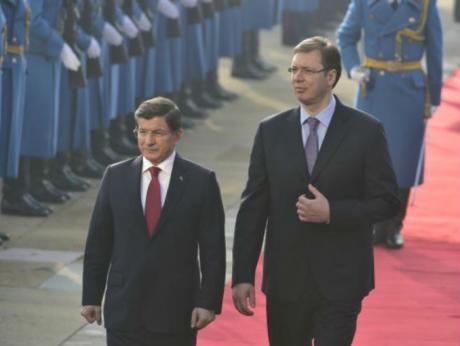 Premijer Turske u Beograd