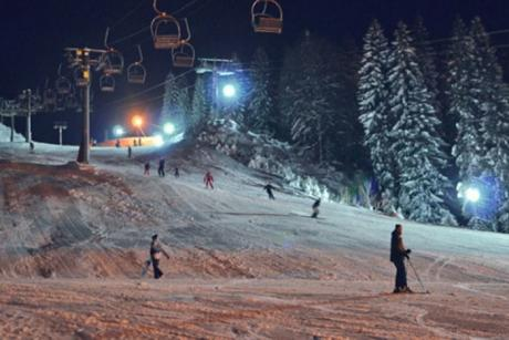 Noćno skijanje na Jahorini i Bjelašnici