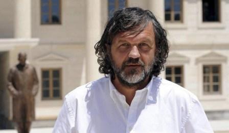 Emir Kusturica počasni predsjednik Slavije