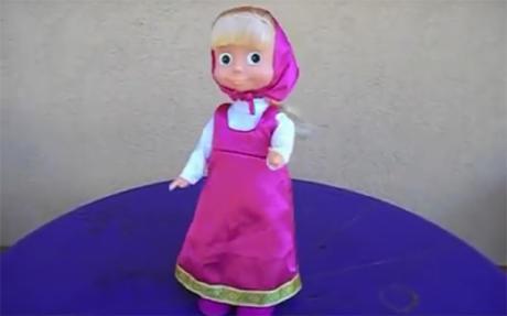 lutka masa