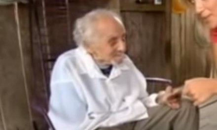 DOBIO DETE U 101. GODINI: Najstariji čovek na svetu živi u zabačenom selu, niko nije znao za njega