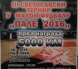 """Izvučene grupe za """"Svetosavski turnir"""""""