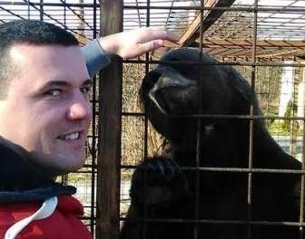 Medvjed Srećko iz Toplika