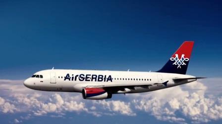 Er Srbija Beograd-Njujork od 23. juna 2016.