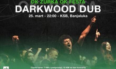 Darkwood Dub na prvoj OK žurci u Banjaluci