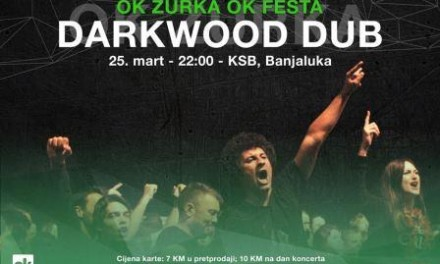 Darkwood dub otkazao koncert u Banjaluci