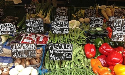 Bečka tržnica koja odiše duhom secesije i orijenta: Upoznajte Naschmarkt