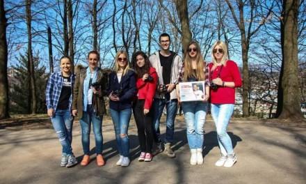 """""""fotografi za milosa"""" – 18.03.2016 park u Lukavici"""