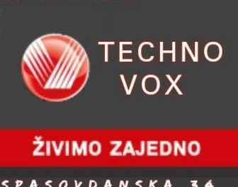 Nova ponuda koju nudi TECHNO VOX