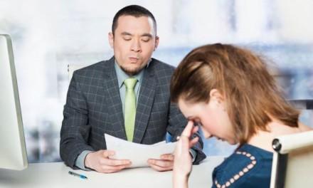 10 stvari koje nerviraju poslodavce na razgovoru za posao
