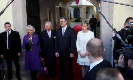 Princ Charles i vojvotkinja Camilla u posjeti Zagrebu