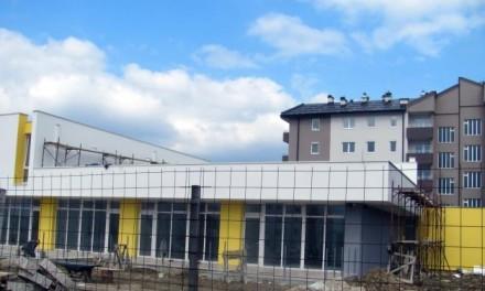 Izgradnja obdaništa pri kraju