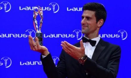 VEČER SPORTSKIH OSCARA: Novak Đoković i Serena Williams po treći put na tronu