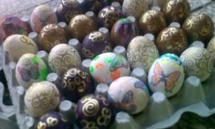 U prodaji gotova šarena jaja za Vaskrs