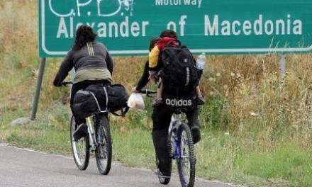 Na makedonsko-grčkoj granici ozljeđeno 260 migranata