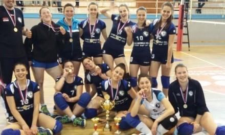 Juniorke Maglića prvakinje Republike Srpske