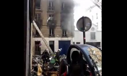 Pariz: Eksplozija u stambenoj zgradi