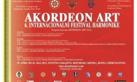 Počela prijava za Akordeon Art 2016.