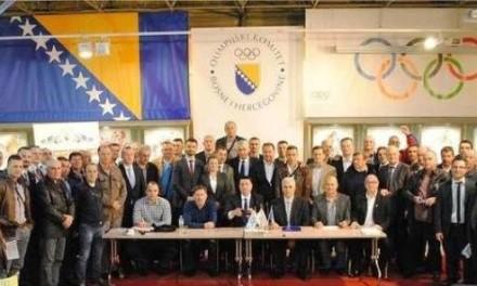 Istorijski dogovor: OK BiH ujedinio karate subjekte u jedinstveni karate savez BiH