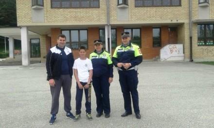 Održano takmičenje osnovaca koje su edukovali policijski službenici