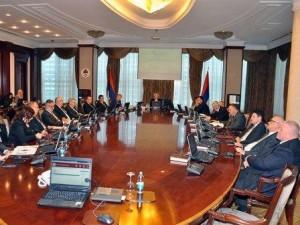 Бањалука - сједница Владе Републике Српске