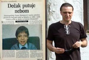"""Zoran Marjanović je komunicirao sa """"drugim"""" svetom!"""