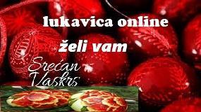 HRISTOS VOSKRESE-LUKAVICA ONLINE