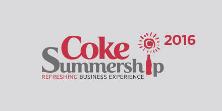 "Program ""Coke Summership 2016"" – Coca-Cola HBC"