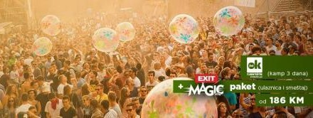 OK Fest i Exit avantura = ljeto za pamćenje!