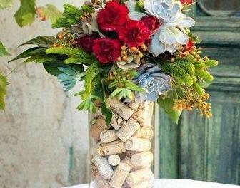 Kako da ukrasite svoj dom staklenim vazama
