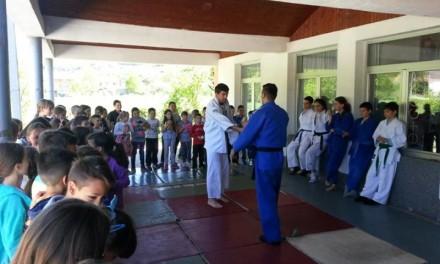 """Početak judo sekcije """"Kasindo"""""""