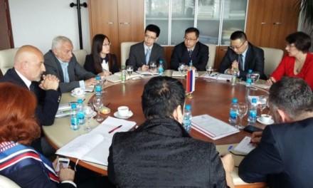 Kinezi u Banjaluci, pregovara se o rekonstrukciji pruge