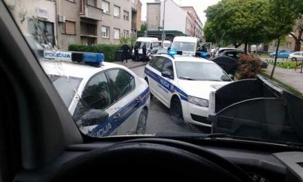 Delije se razbježale Zagrebom: Izašli iz vlaka i pobjegli policiji