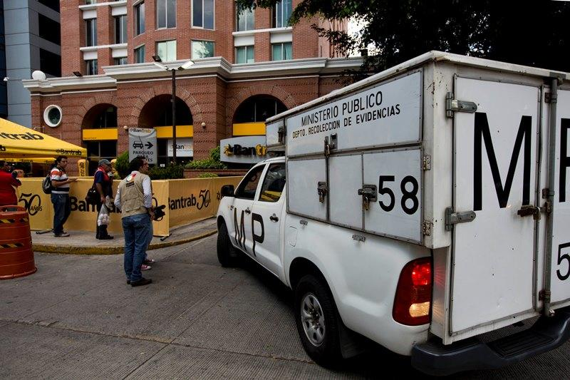 Guatemala Money Laundering Probe