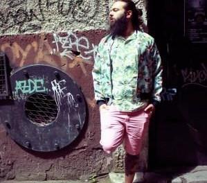 Srđan Radanović modna ikona Sarajeva i najpoznatija brada
