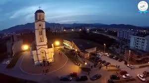 Blagodatni oganj u Crkvi Sv. Vasilija Ostroškog, Vaskrs 12.04.2015 (video)