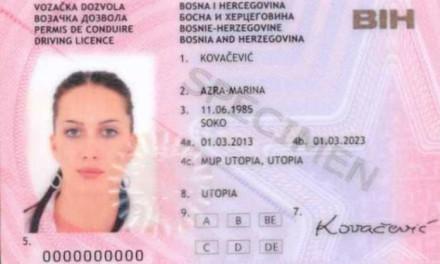 Vozačke dozvole BiH od 1. aprila priznate u Danskoj