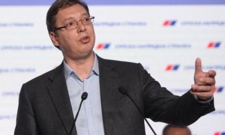 Sedam lista imat će poslanike u Skupštini Srbije