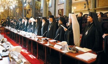 Veliki sveti sabor svih pravoslavnih crkava